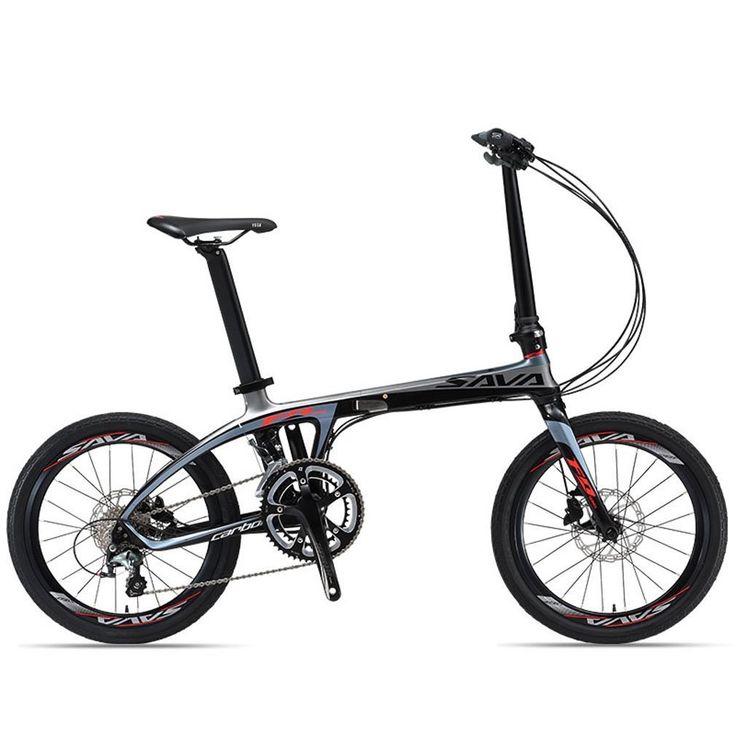 カーボンだから超軽量!ドイツがデザインした折りたたみ式自転車 | &GP - Part 2