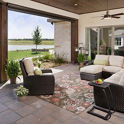Custom Builder Showcase Homes Span The South