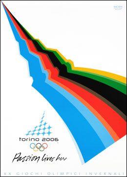 2006年トリノ大会 - オリンピック開催地一覧&ポスター - JOC