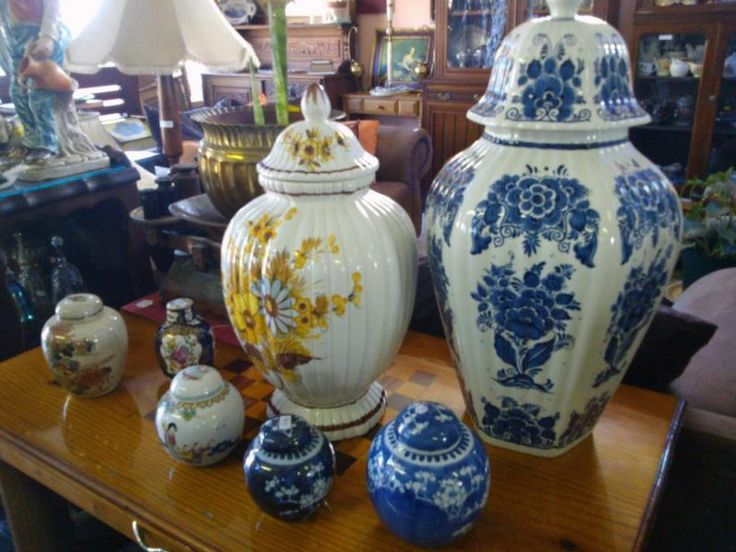 Assorted Ginger Jars | Bluff | Gumtree South Africa | 109460922