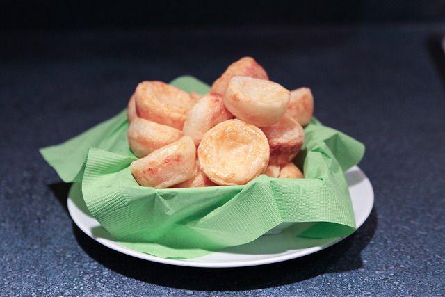 Brazilian Cheese Rolls (Pao de Queijo) - Gluten Free