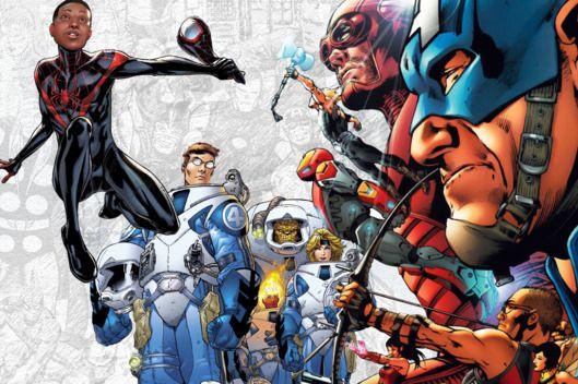 The Secret History of Ultimate Marvel, the Experiment That Changed Superheroes Forever http://www.vulture.com/2015/05/secret-history-of-ultimate-marvel.html?utm_content=bufferbd6e1&utm_medium=social&utm_source=pinterest.com&utm_campaign=buffer #comics