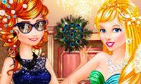 Sesión de Foto de Princesas - Juega a juegos en línea gratis en Juegos.com