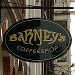 Barney's, a veritable institution these days, one-ups its Haarlemmerstraat competitors with its superior selection of weed and hash; better-than-usual coffee and espresso, and house vaporizers are all just bonuses.  Address: Haarlemmerstraat 102  Phone: +31 20 420 6655  Hours: Daily, 7 a.m. - 1 a.m.  Amsterdam Center, 750 m/10 minutes by foot from Amsterdam Central Station.