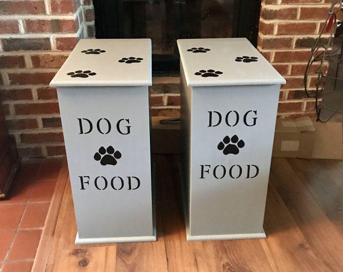 Best 20 Dog Food Bin Ideas On Pinterest Rustic Kitchen