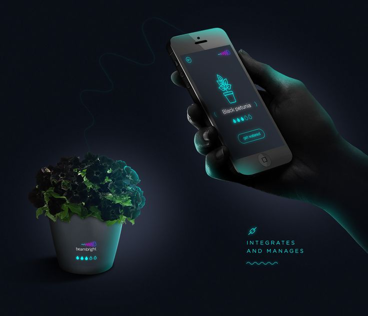 Beambright | Internet of Things on App Design Served