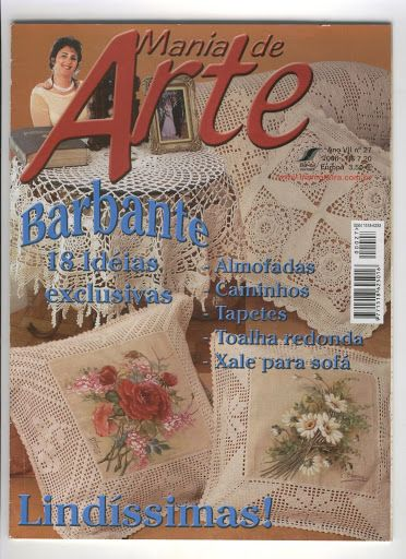 Mania de Arte - Barbante - lino augusto - Álbuns da web do Picasa...FREE BOOK AND DIAGRAMS!!