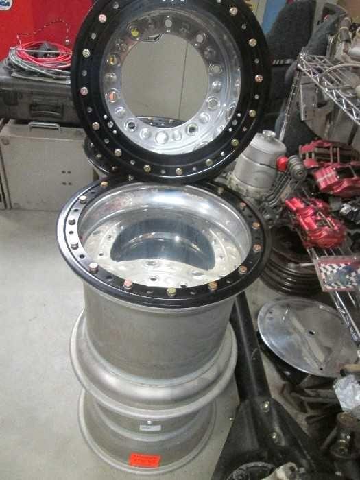 NEW Weld wheels @ Elmo's Speed