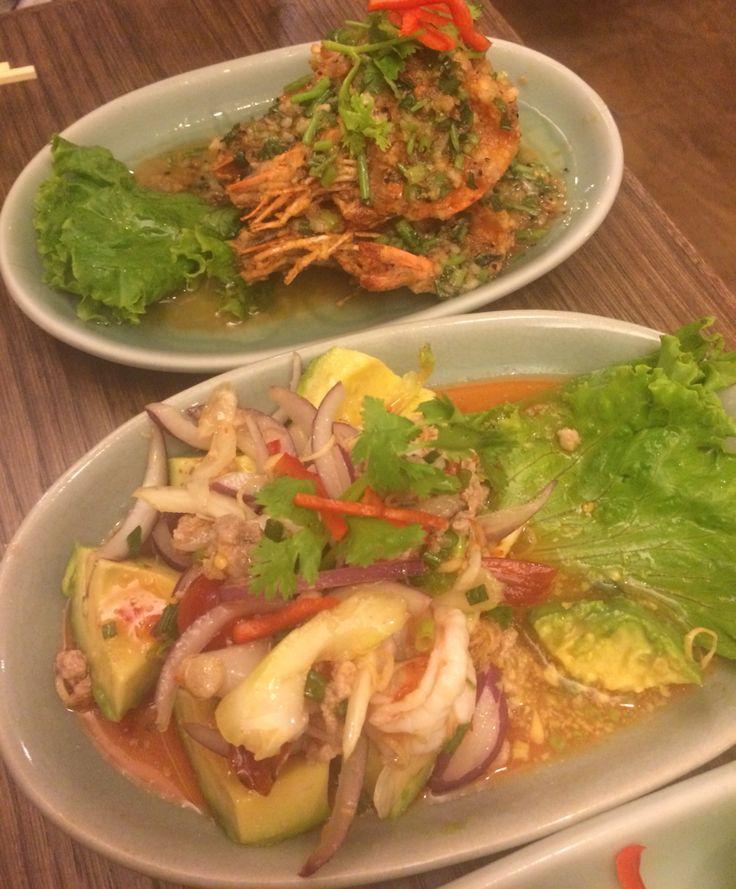 タイ料理 クルンサイアム 自由が丘