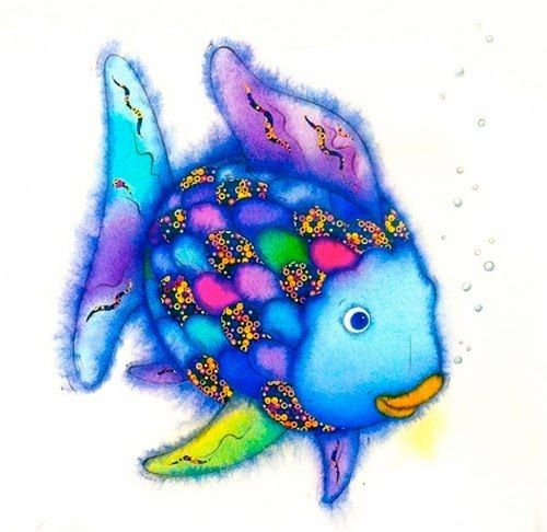 216 best images about clip art  etc fish   sea on pinterest rainbow fish clip art template rainbow fish clipart black and white