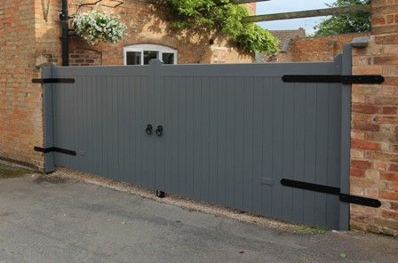 Driveway Gates from George Walker Limited