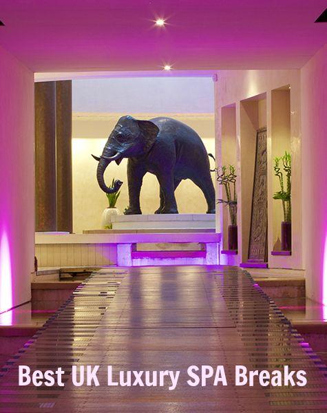 Best UK Luxury spa breaks