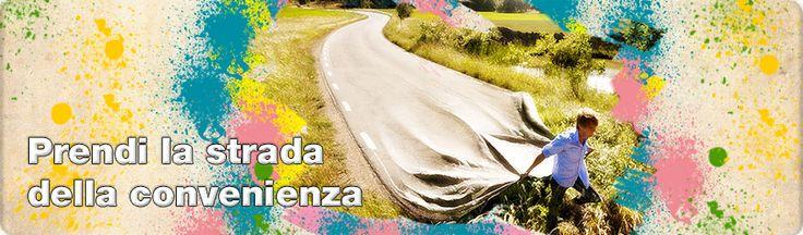 Banner settembre, prendi la strada ...  www.daddario.it