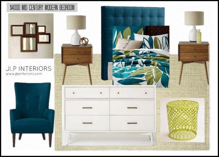 25 Mid Century Bedroom Design Ideas: 1000+ Ideas About Modern Bedrooms On Pinterest