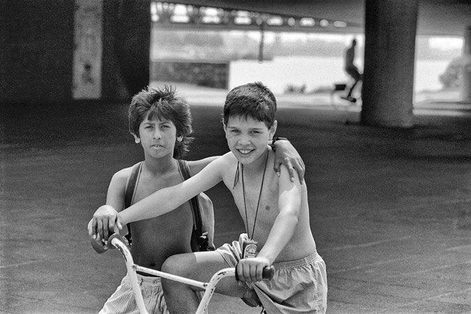 Rotterdam | 20-05-1989 | Echte vrienden | Real friends
