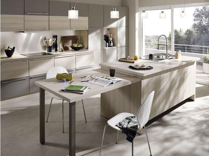 #cuisine #but #blanche #design #moderne