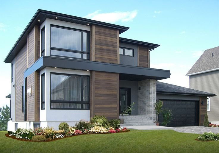 Plan 22322dr stately modern with garage house design for Stately house plans