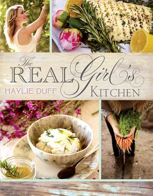 Haylie's Favorite Tips for Healthy Eating   Real Girl's Kitchen