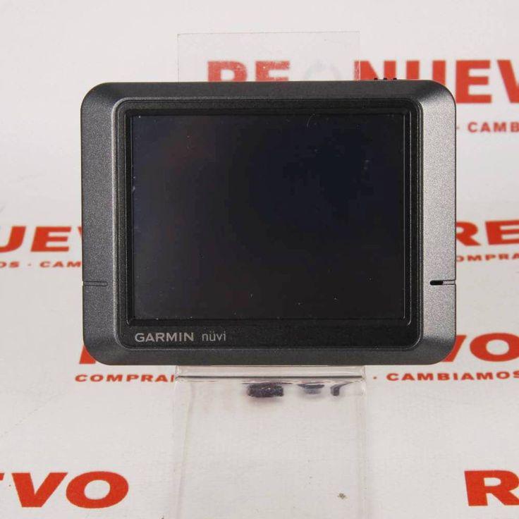 #Navegador #GPS #GARMIN NUVi 205 E270618 de segunda mano | Tienda online de segunda mano en Barcelona Re-Nuevo #segundamano