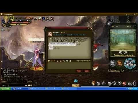 Legend Online - Arena level 29 - Time FKF