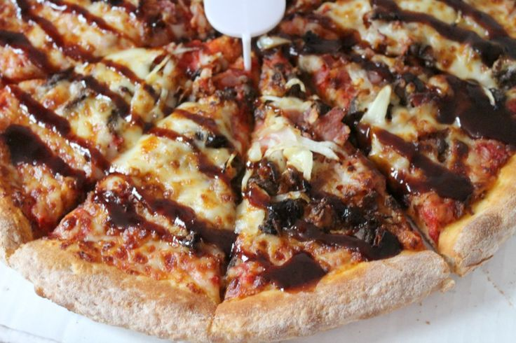 BBQ Brisket Pizza from Papa John's - A Review - Mummy of 2 + 1Mummy of 2 + 1