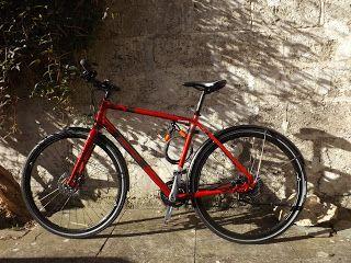 Ireland's Premier Online Bicycle Register: Stolen Bicycle - Merida Crossway Urban 100