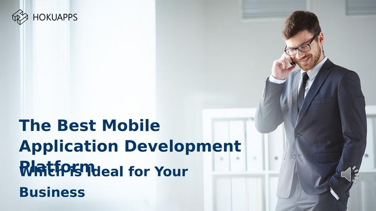The best mobile application development platform which is ideal for your business #mobileappdevelopment #business #mobileapps #madp