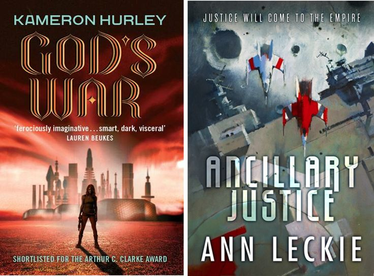 "Readalikes for ""Ancillary Justice"" and ""God's War."""