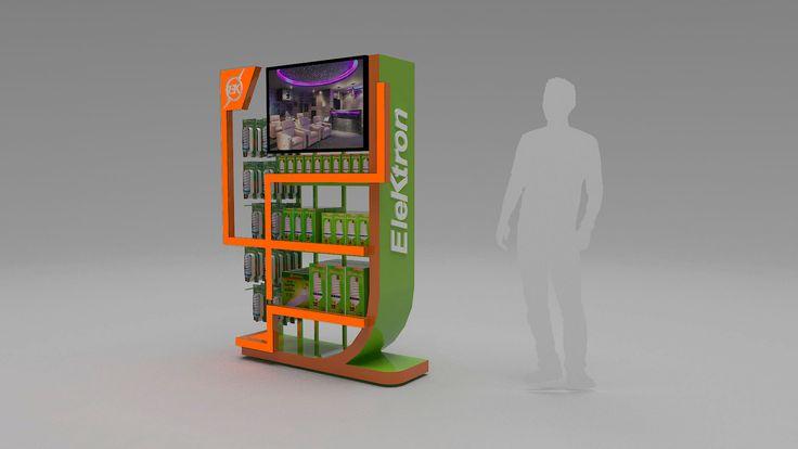 "Echa un vistazo a mi proyecto @Behance: ""Floor stand Elektron led lamps"" https://www.behance.net/gallery/48171301/Floor-stand-Elektron-led-lamps"