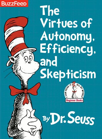 If Dr. Seuss books were titled according to their subtexts...