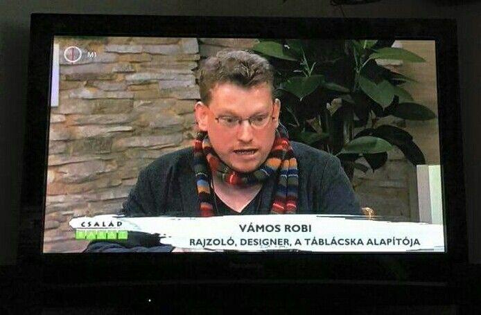 Család-Barát, amikor meglepődtem a saját nevemen :)