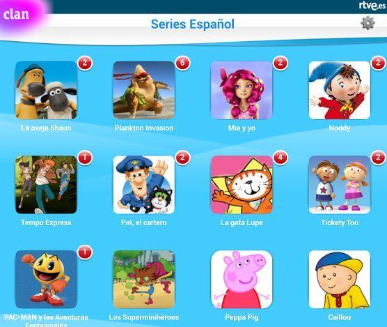 Las mejores aplicaciones para niños en Android para ver dibujos animados