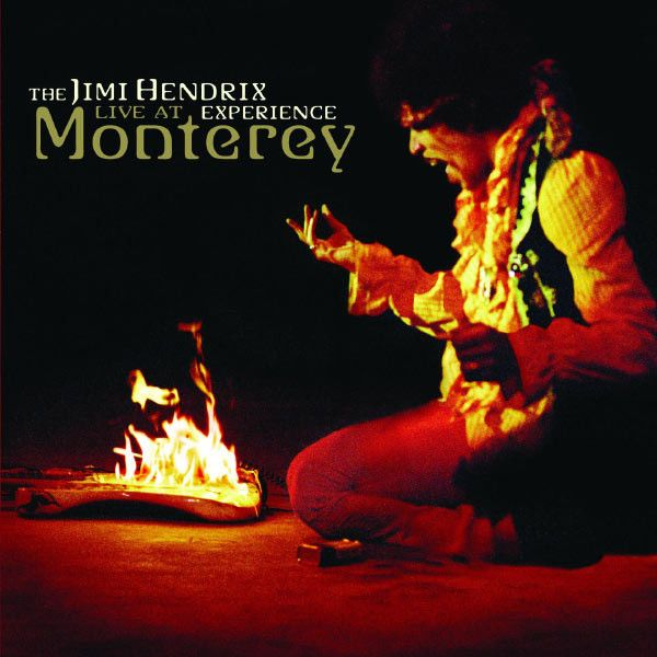 Jimi Hendrix Live At Monterey on Numbered 200g LP All Analogue Mastering by Bernie Grundman Over 45-years ago, Jimi Hendrix returned to his native country and, in one fell swoop changed the musical la