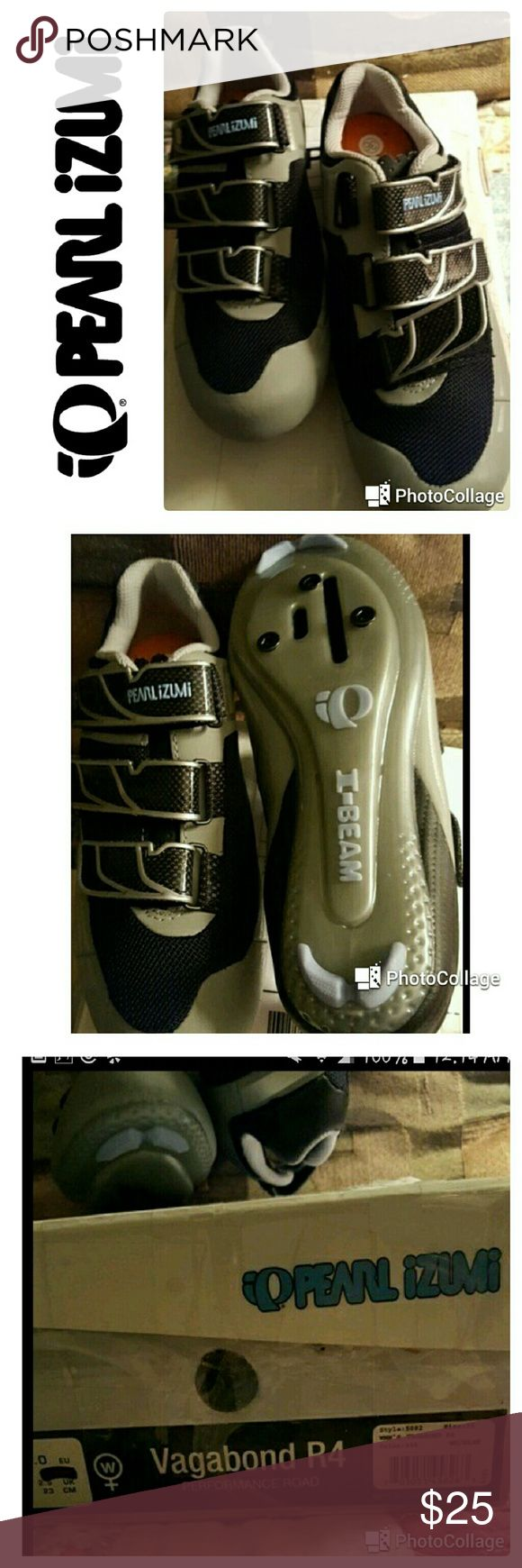 NWOT Pearl Izumi Performance Cycle Shoes NWOT. Pearl Izumi shoes. Vagabond R4 Performance Cycling shoes. Never worn. Nike Shoes Athletic Shoes