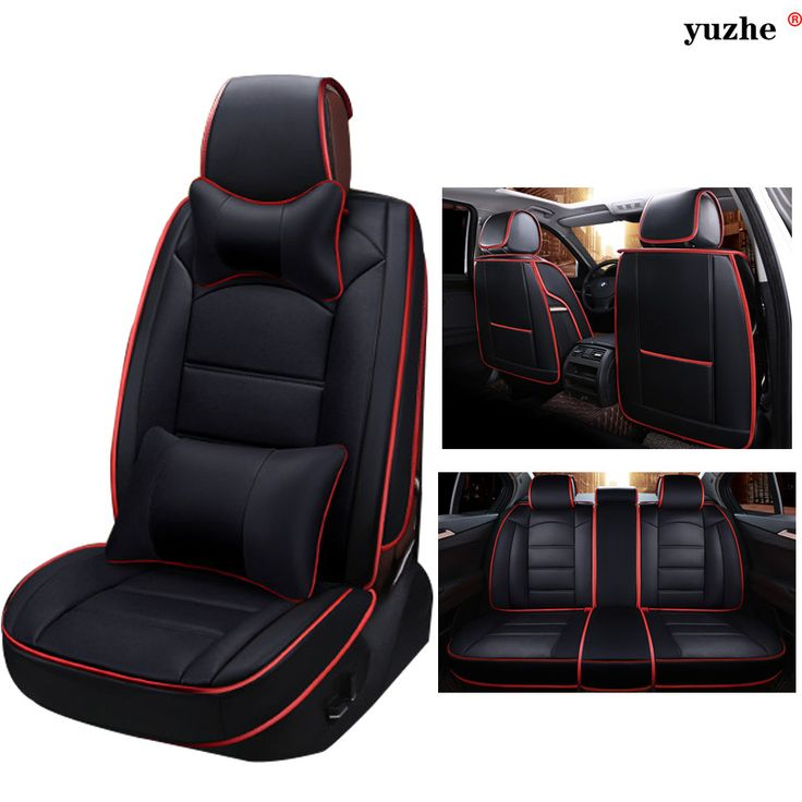 Yuzhe Leather Universal car seat covers For Jeep Grand Cherokee 2016-2014 Wrangler patriot compass car accessories styling