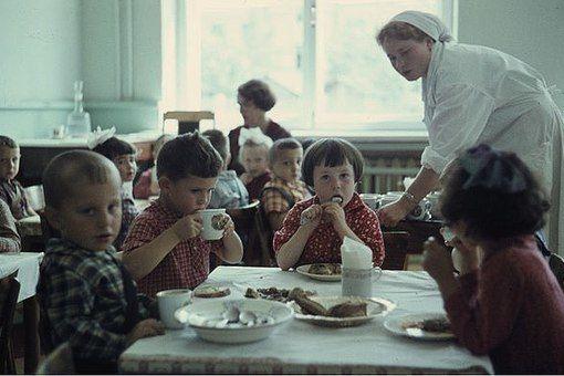 Москва 1961 года в фотографиях Джоэла Халперна.
