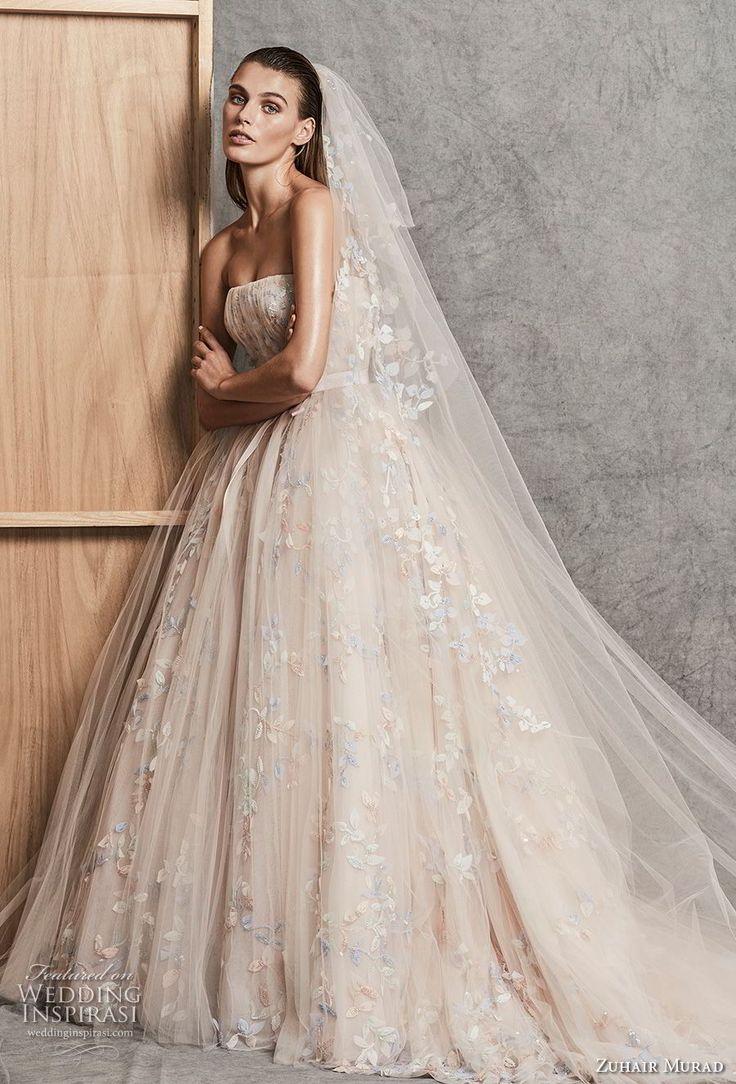 1855 best Hochzeitskleider images on Pinterest | Bridal gowns, Short ...