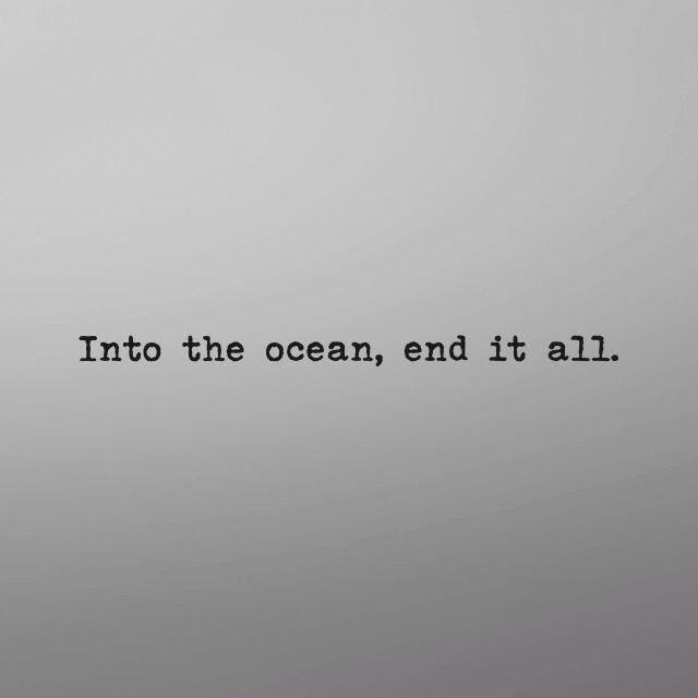 Into the Ocean   Blue October