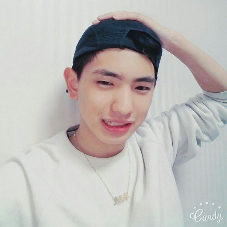 Cutiee Euiwoong.. I love him so much ❤