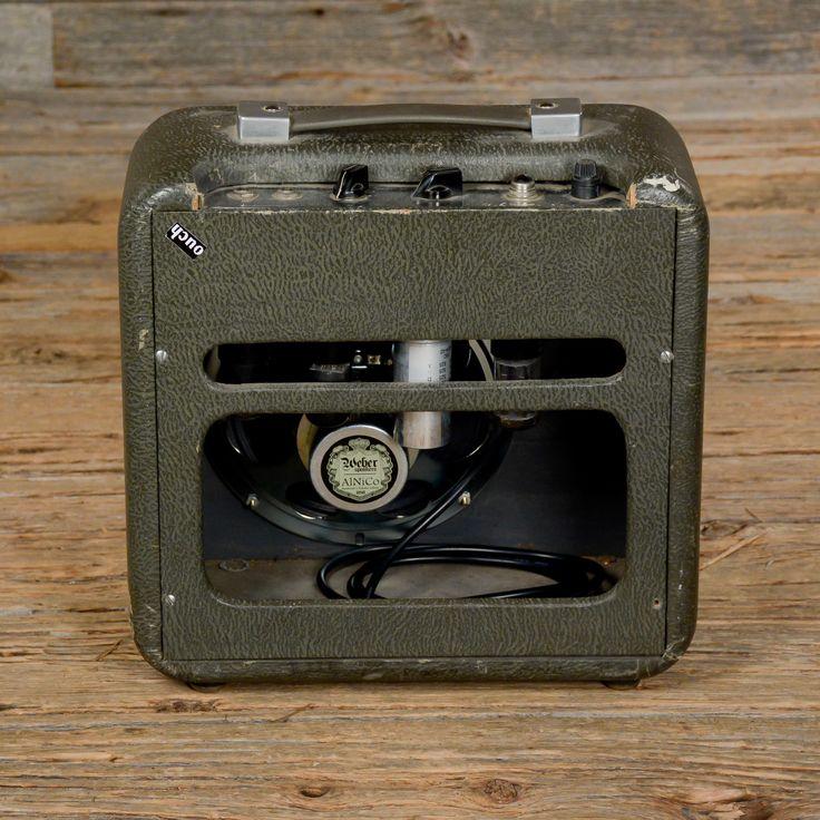 rickenbacker tube amp used chicago music exchange vintage guitar amps vintage guitars. Black Bedroom Furniture Sets. Home Design Ideas