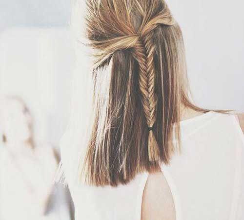 40 Best Cute Hairstyles For Short Hair | http://www.short-hairstyles.co/40-best-cute-hairstyles-for-short-hair.html
