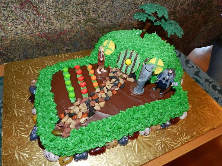 Hobbit / Lord Of The Rings Birthday Party Ideas | The o ...