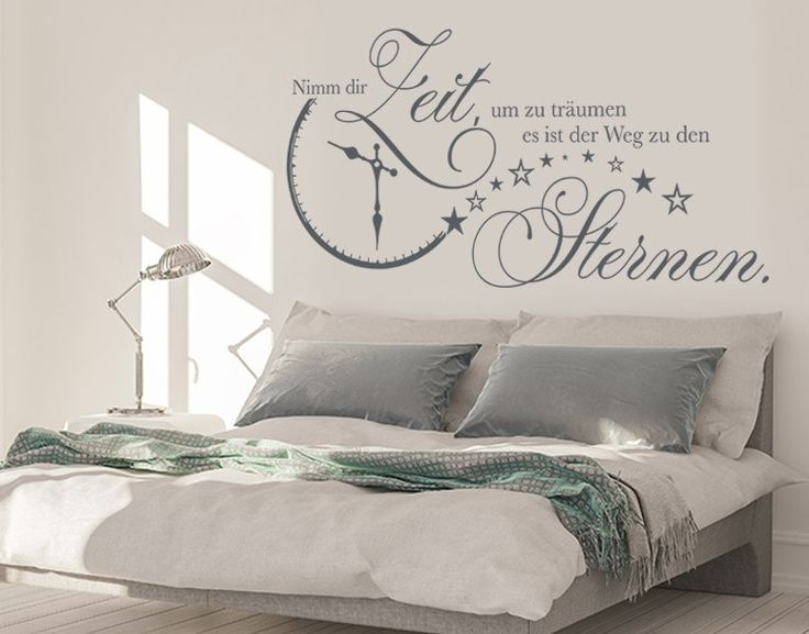die besten 25 wandtattoo jugendzimmer ideen auf pinterest. Black Bedroom Furniture Sets. Home Design Ideas