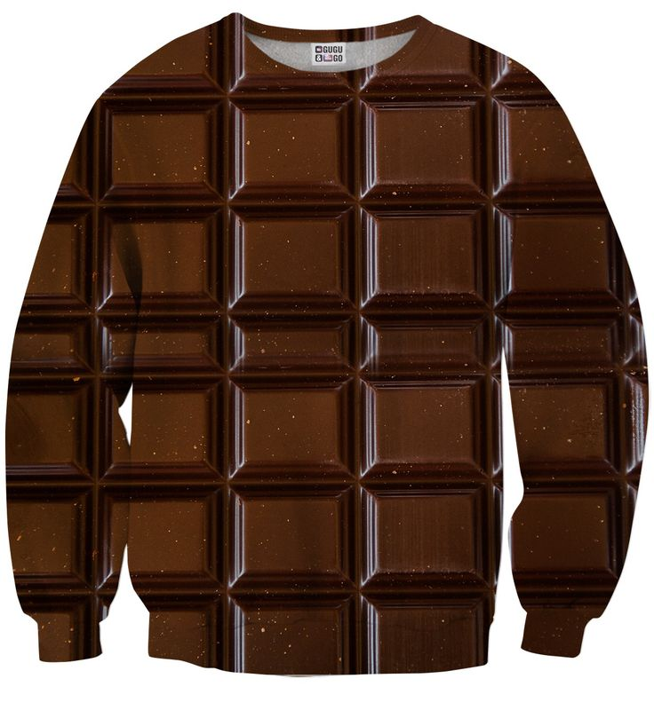 chocolate sweater, Mr. GUGU & Miss GO