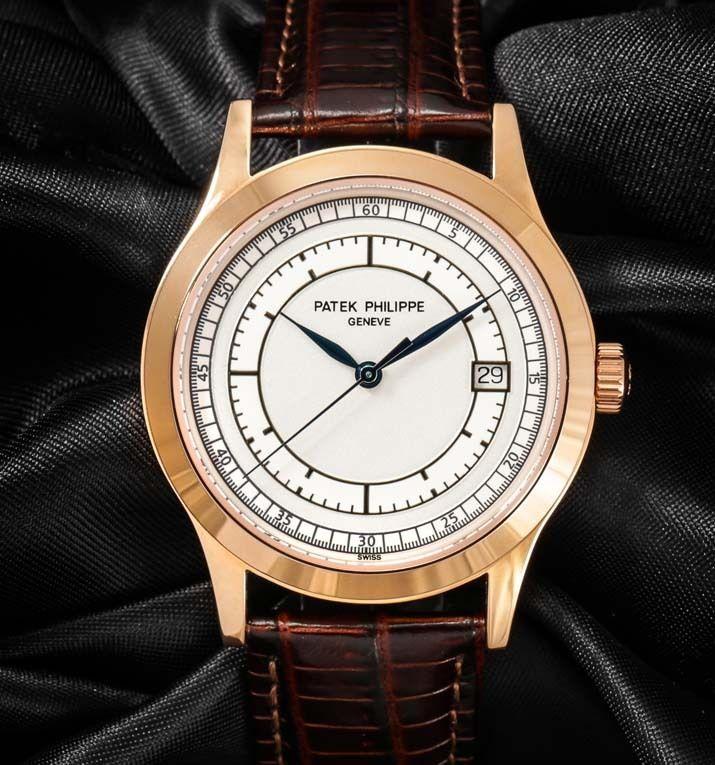 """Дубликаты часов Patek Philippe - Часы """"Calatrava 5296"""" от Patek Philippe модель № 693.504"""