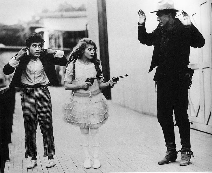 Mary Pickford: Film, Picture, Silent Movie, Girls, Mary Pickford, Guns, Vintage, Jack O'Connell, Photography