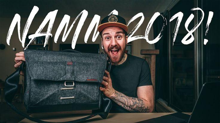 2018 Winter NAMM Show - #DunnaVlog 49