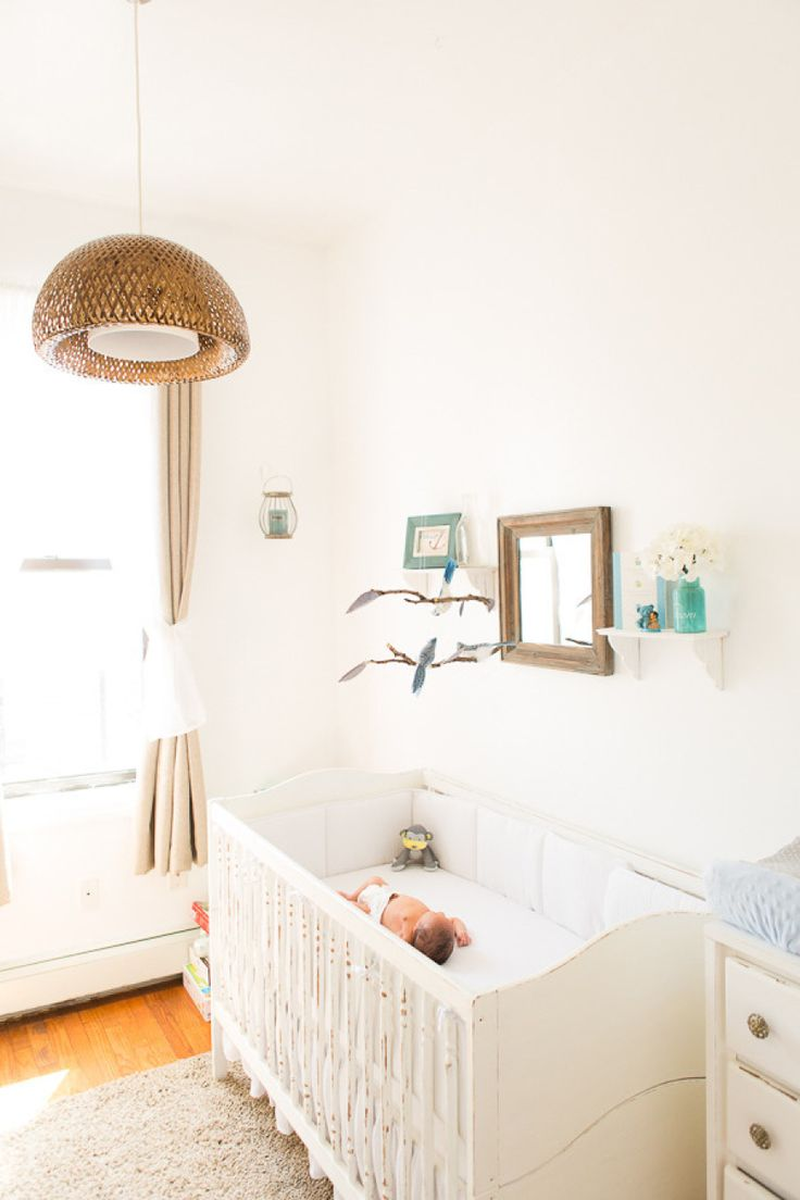 665 best White baby rooms images on Pinterest Babies nursery