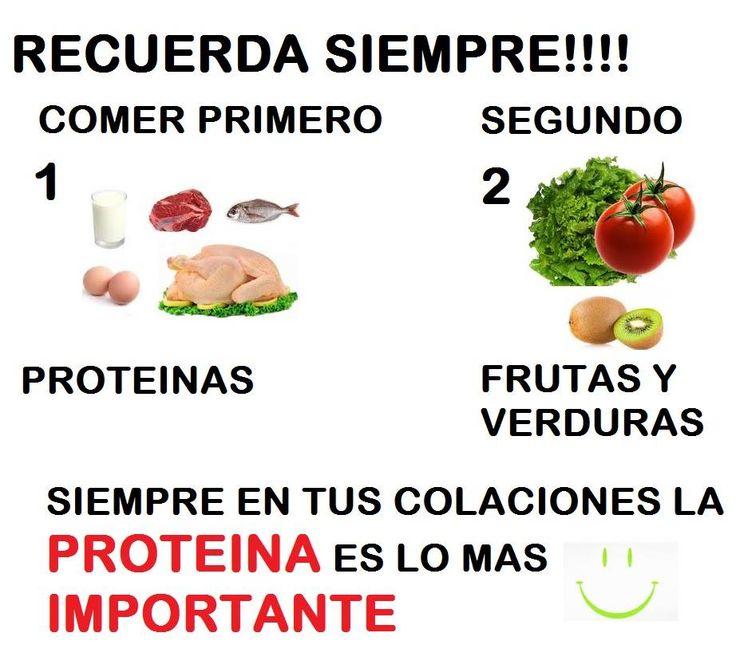 Proteinas dieta lipofidica