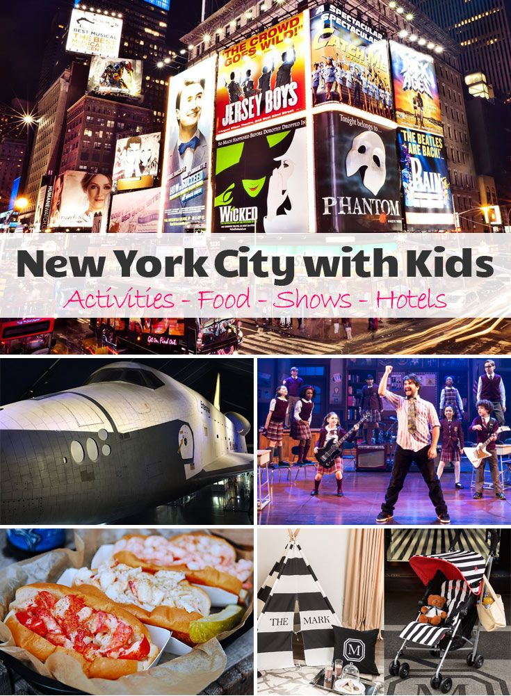 New york city with kids city vacation and vacation ideas for New york city day trip ideas